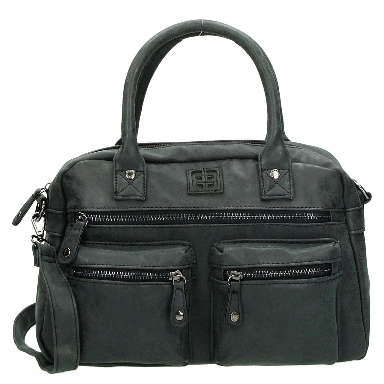 4962730fdf6 enrico benetti dames tas jura 66045 zwart - JvS Bags